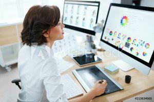 Graphic Designer Ad Design