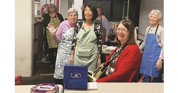 Women Serving the Community